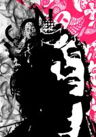 Brandon Boyd 2 by neon-icon