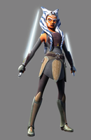 Ahsoka Rebels - Fulcrum by AhsokaTano-Skywalker