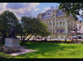 Morning Odessa by Azot-Photo
