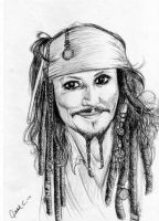 Captain Jack by Isnabel