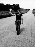 The HitchHiker by donitello88