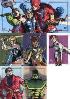 Marvel Greatest Heroes 8 by jeh-artist