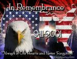 In Remembrance 9-11-2001 by AwarenessBeyondArt