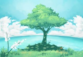 Tree by Fuppay