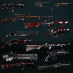 BioShock Inifinite Weapons by ArmachamCorp
