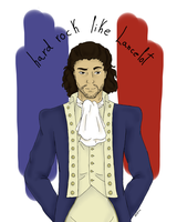 America's favorite fighting frenchman by Meru-KeepAlive