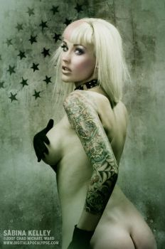 Sabina Kelley by chadmichaelward