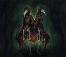 The DeadSisters by Kanizo
