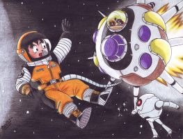 Grand Tour in Space by hirokada