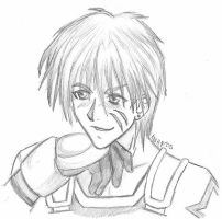 Gene from outlaw star by eto-nani
