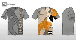deviantWEAR Design by michaellof