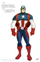 01 - The Sentinel Of Liberty by RickCelis