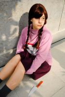Madotsuki Cosplay - Tired by Hwa-Sun