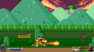 Bowser Fight 1 by Limit-Vanitas