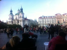 the square by OpheliaMylawnwy
