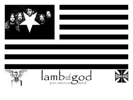 Lamb Of God Wallpaper by thejeffattack