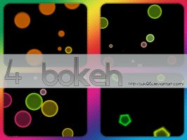 4 Color Bokeh by Suki95