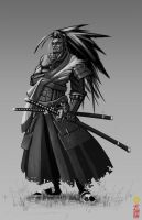 samurai 030 by dinmoney