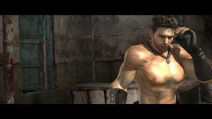 Chris Redfield Fanservice 2 by favorites1