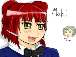 Maki by JHcolley