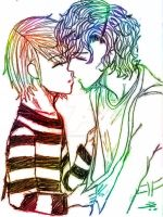 JohnLock: Kiss for the Doctor by MANGAMANIAC666