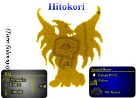 Map of Hitokori by dza1994