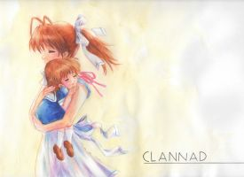 Clannad by IlariArt