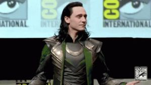 Shhhhhhhhhhhh!!!!!!!!!! - Loki gif. by rainrivermusic