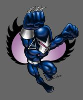 DARKHAWK by LOLONGX