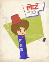 Fez Dispenser by the-only-halo