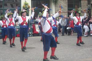 Morris dance 46 by PsychicHexo