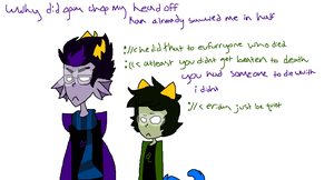 eridan no by PotterFTW