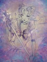 Sailor Moon by ymymy