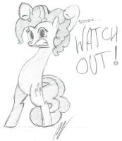 WATCH OUT! by The-Intelligentleman