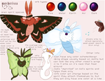 HoM | Motherites Species Info by Kalpaca