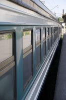 Train by aare