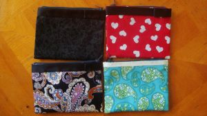 small makeupbag or clutches by pnuewave