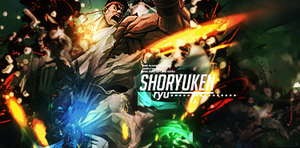 Ryu Street Fighter Signature by LifeAlpha