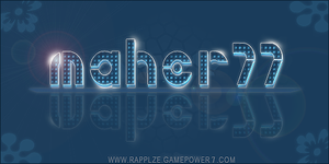 new logo by maher77