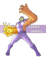 SuperSkrull by jdcunard