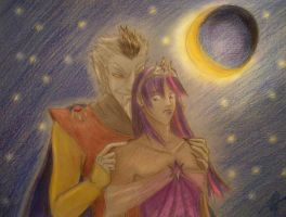 Can't Fight the Moonlight by Angelia-Dark