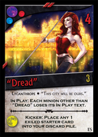 Dread Card by Csyeung