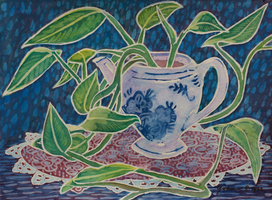 Tea Plant by The-Tinidril
