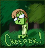 I do the creep by Phewcumber