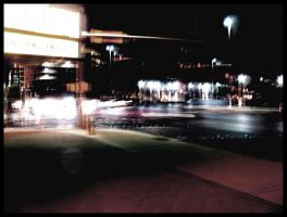 Playing with traffic by CroutonSevant