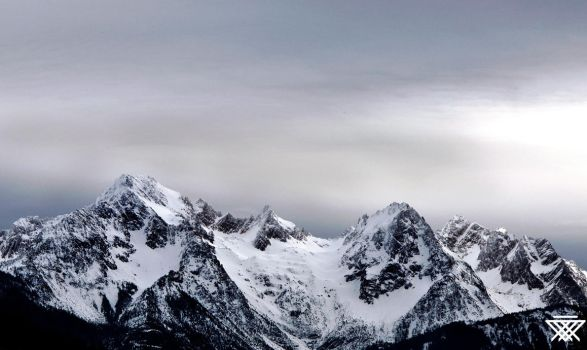 North Cascades by Fenlain