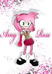 Amy Rose update by StarRage