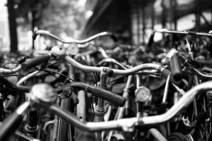Amsterdam bikes by MovE1