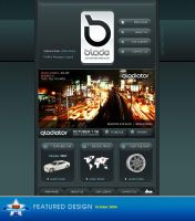 Interface - Blade by elusive by designerscouch