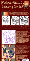 Mokka's Painting Tutorial by Mokka-Quill
